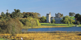 image of dromoland castle and golf
